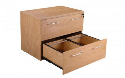 Alto Two Drawer Executive Side Filing Unit